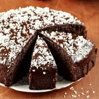 Coffee Coconut Cake