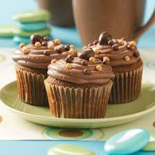 Coffee L'Spice Cupcake