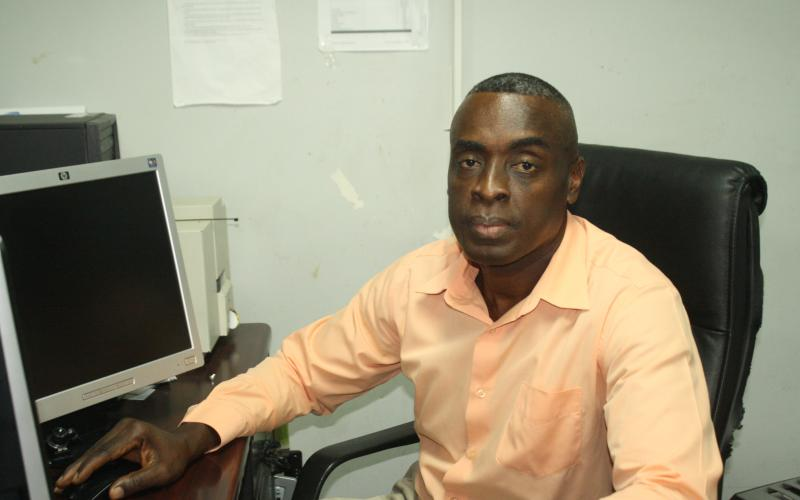 Gusland McCook has been appointed acting director general